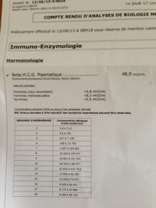 premier résultat pds 13062013
